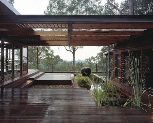 Домик в горах от студии Cplusc Architects 2