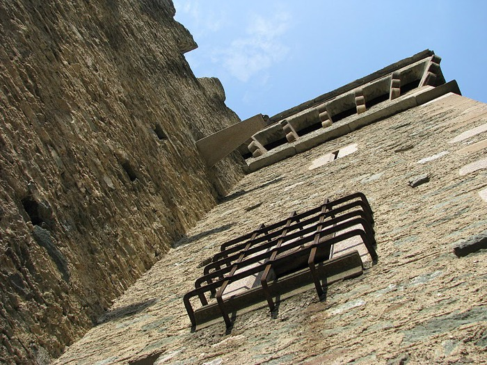 Итальянский замок Фенис (Castello di Fenis) 62311