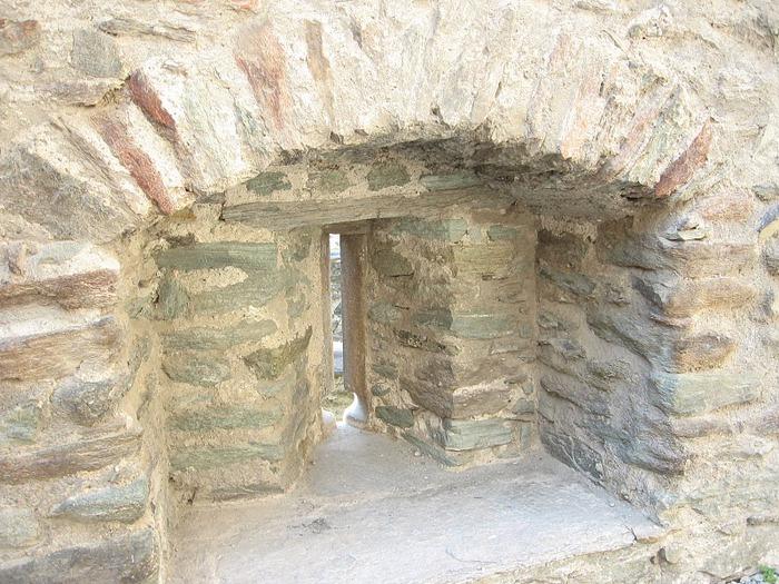 Итальянский замок Фенис (Castello di Fenis) 56664