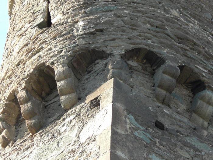 Итальянский замок Фенис (Castello di Fenis) 18546