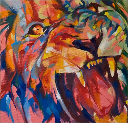 Картины художника Jose-Rivas 4