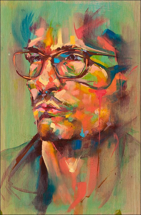 Картины художника Jose-Rivas 6