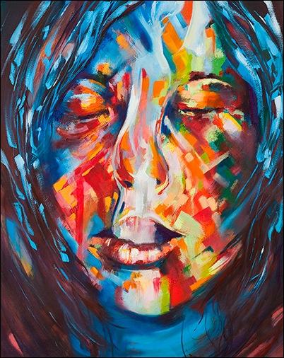 Картины художника Jose-Rivas 8