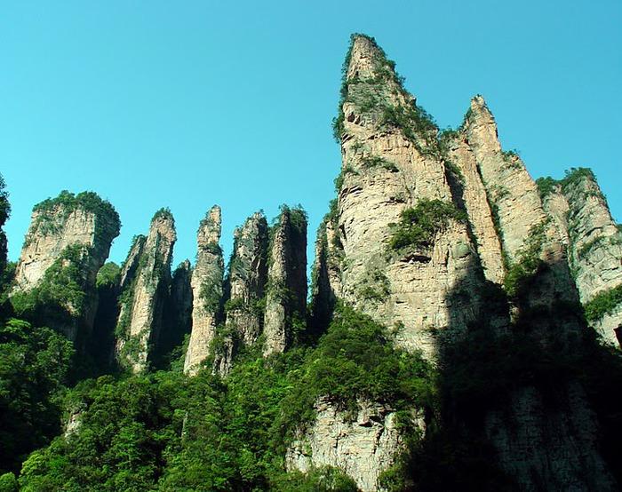 Национальный парк Чжанцзяцзе 39872
