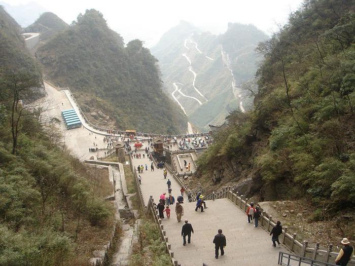 Национальный парк Чжанцзяцзе 60919