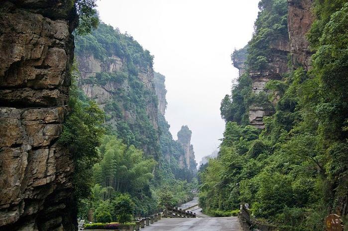 Национальный парк Чжанцзяцзе 92627