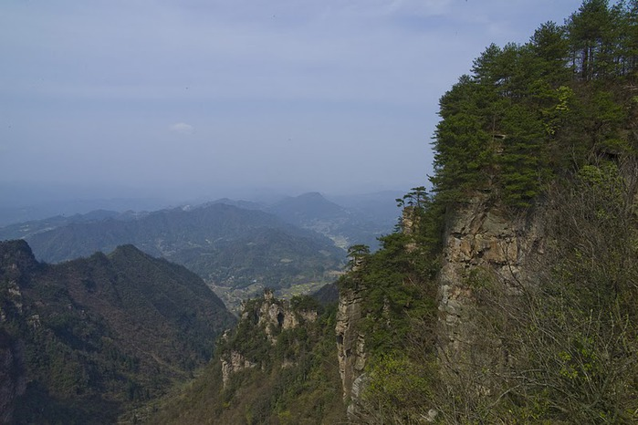 Национальный парк Чжанцзяцзе 98275