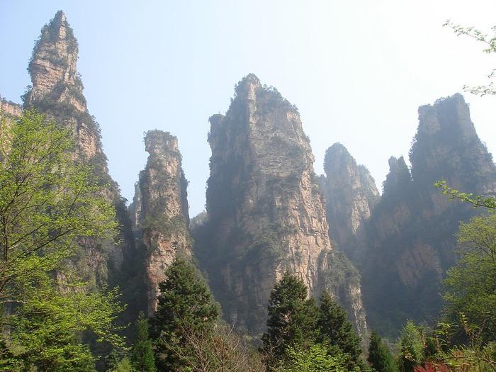 Национальный парк Чжанцзяцзе 26939