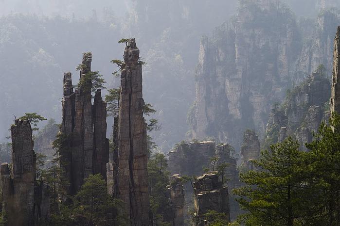 Национальный парк Чжанцзяцзе 68957