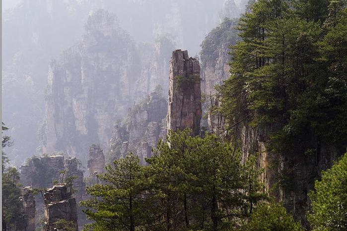 Национальный парк Чжанцзяцзе 88746