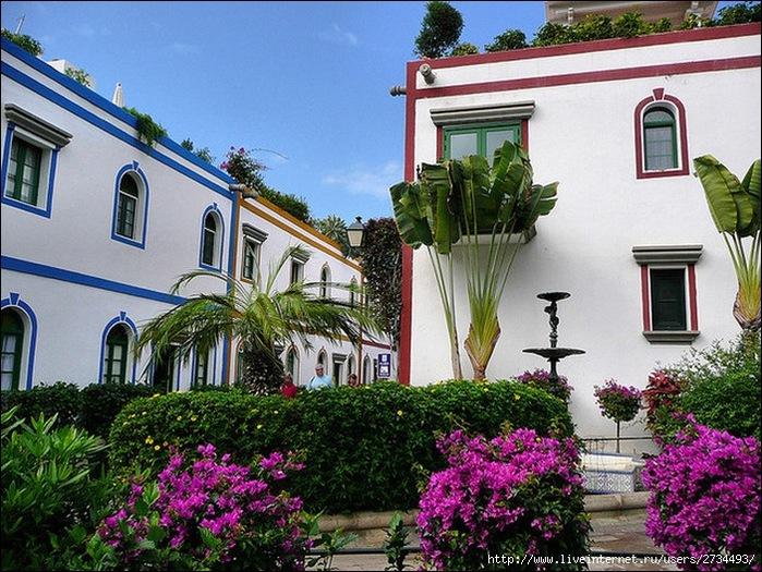 Пуэрто-де-Моган - стопроцентный земной рай 15