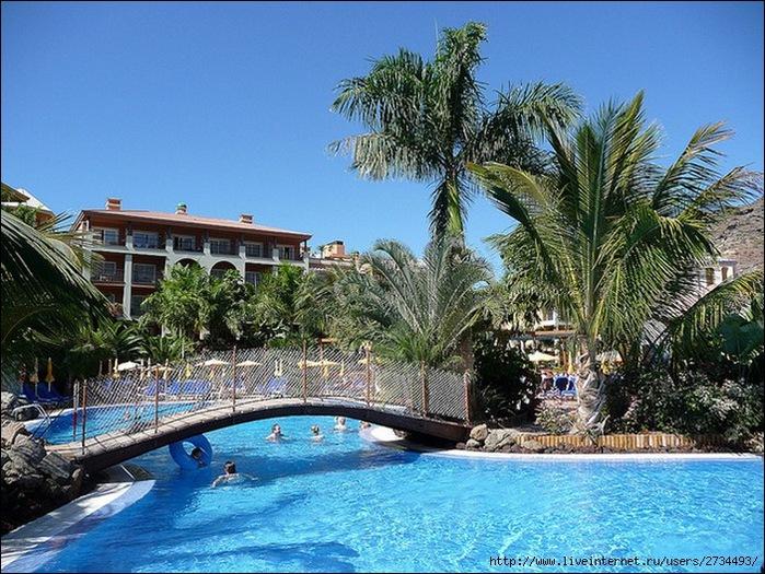 Пуэрто-де-Моган - стопроцентный земной рай 18