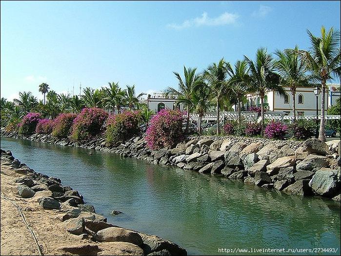 Пуэрто-де-Моган - стопроцентный земной рай 23