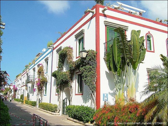 Пуэрто-де-Моган - стопроцентный земной рай 24