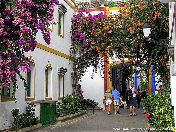 Пуэрто-де-Моган - стопроцентный земной рай 26