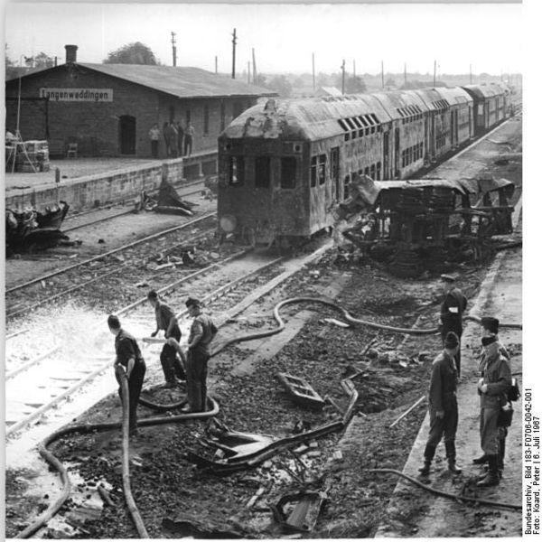 Трагедия в Лангенведдинген 54384