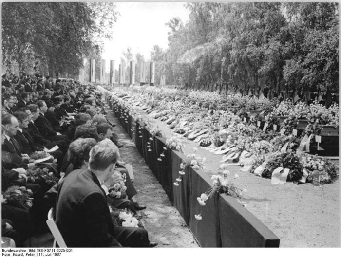 Трагедия в Лангенведдинген 19642