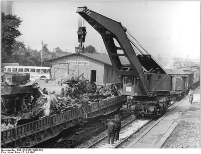 Трагедия в Лангенведдинген 91391