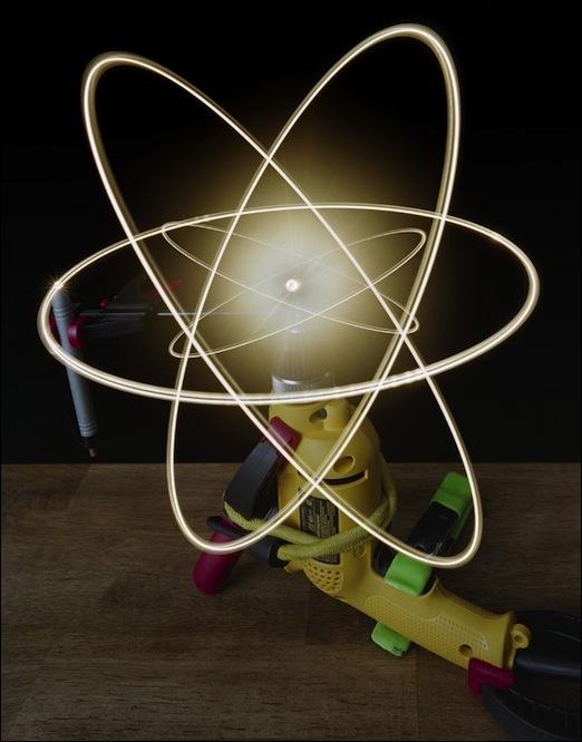 Искусство и наука в фотографиях Caleb Charland 1