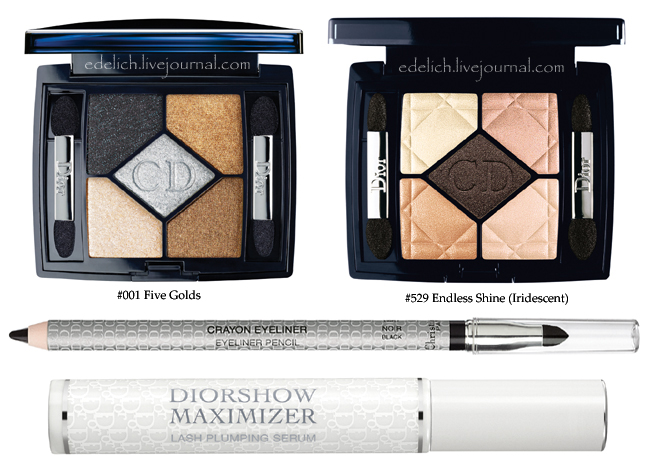 Dior Holiday Collection 2010-2011