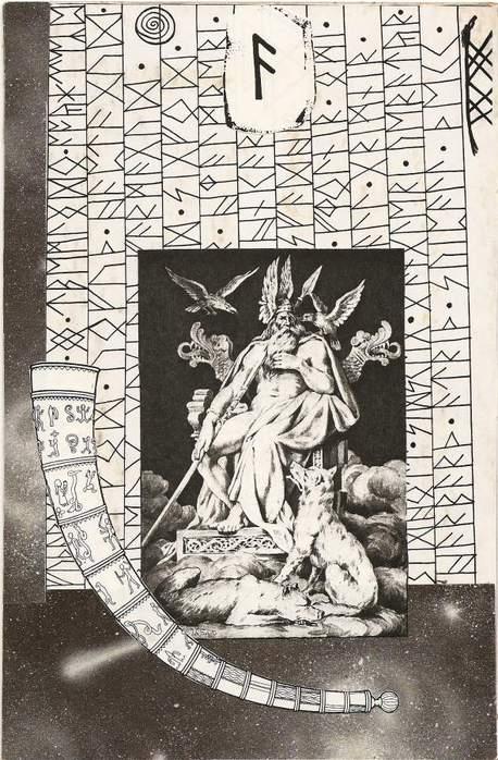 Старший Футарк. Скандинавская мифология. 64292509_1285045280_ansuz