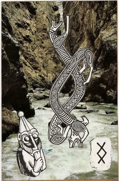 Старший Футарк. Скандинавская мифология. 64292545_1285047260_ingwaz