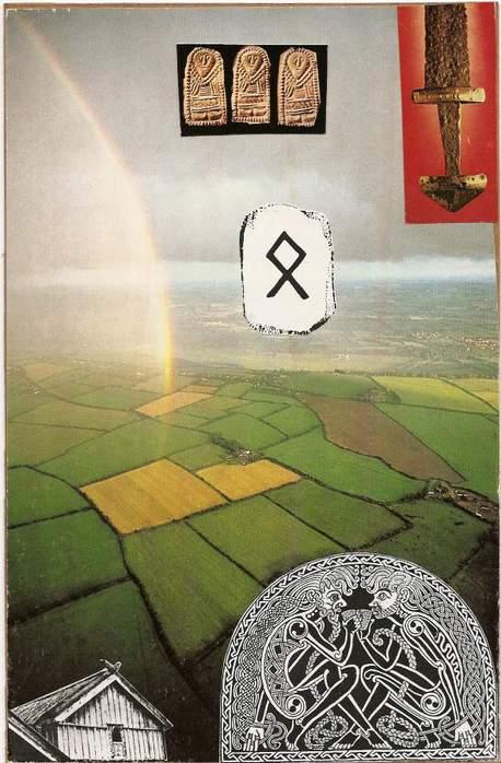 Старший Футарк. Скандинавская мифология. 64292549_1285047374_othala