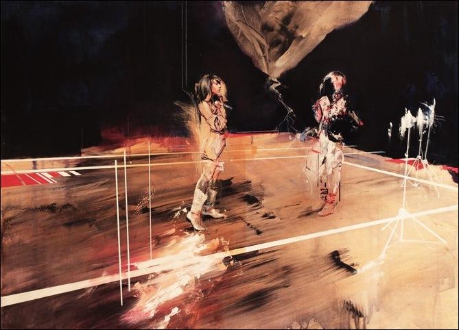 Картины художника Ian Francis 3