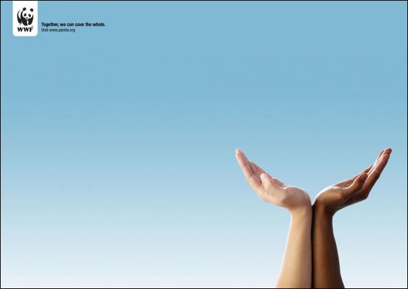 Подборка креативных иллюстраций общественной рекламы от мирового фонда дикой природы – WWF