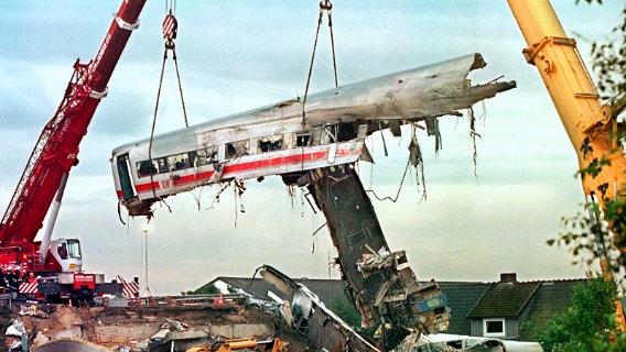 Железнодорожная катастрофа под Эшеде 35557