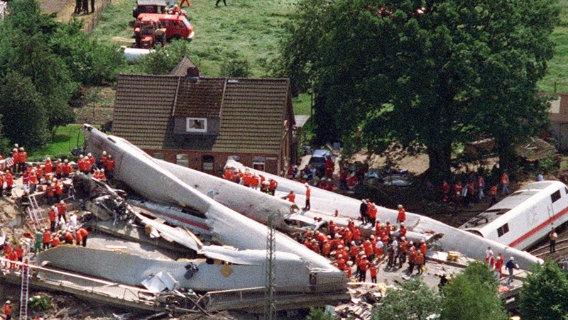 Железнодорожная катастрофа под Эшеде 80544