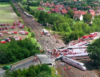 Железнодорожная катастрофа под Эшеде 36584