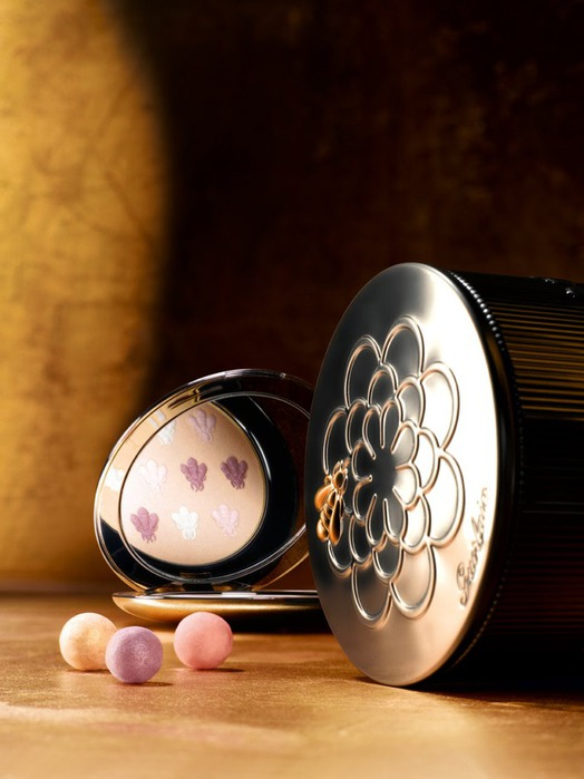 Guerlain Holiday 2010-2011 Collection Les Ors