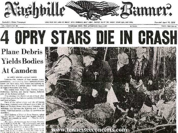 10 популярных звёзд, погибших в авиакaтастрофах 45848