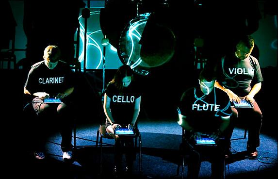 IPad оркестр