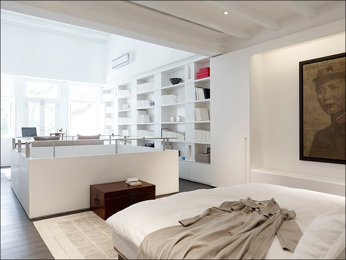 Дом в стиле минимал на Blair Road от студии Ong & Ong 9