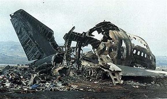 ТЕНЕРИФЕ: Трагедия на земле 49532