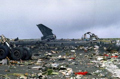 ТЕНЕРИФЕ: Трагедия на земле 26741