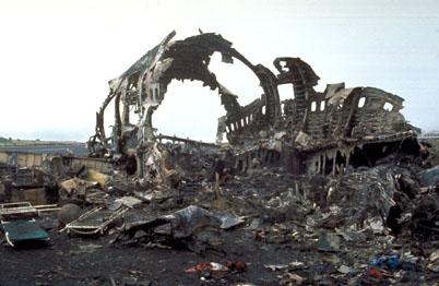ТЕНЕРИФЕ: Трагедия на земле 56097