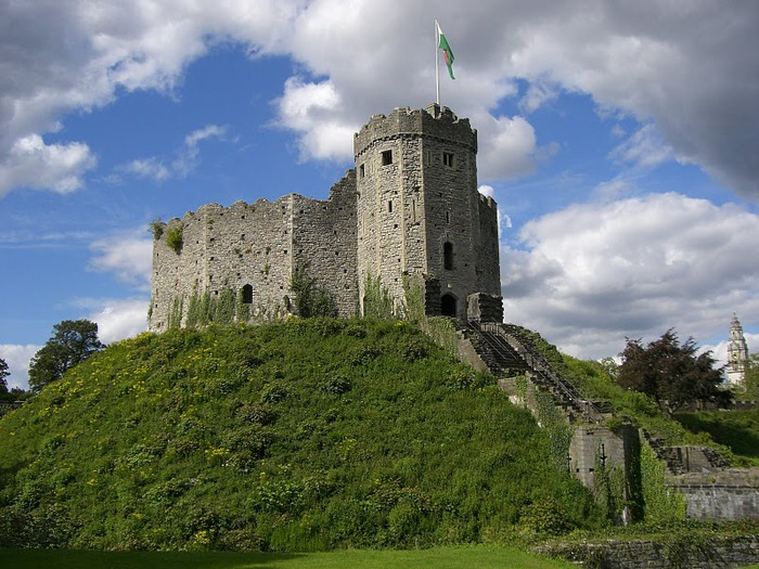 Замок Кардифф 13739