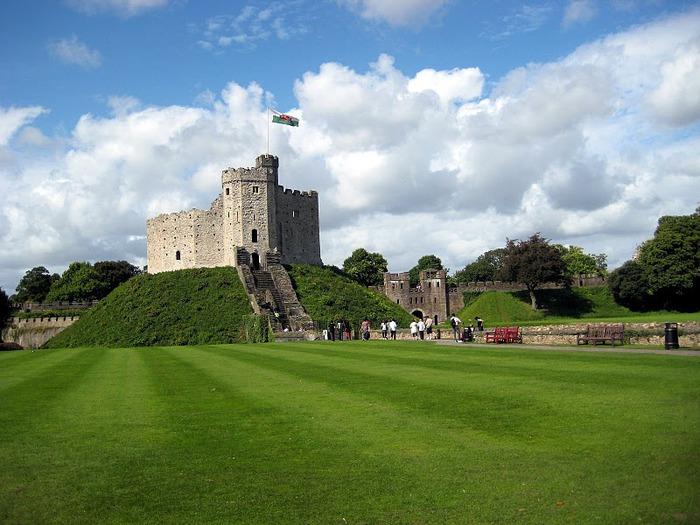 Замок Кардифф 10436