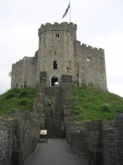 Замок Кардифф 16294