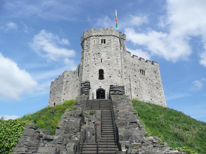 Замок Кардифф 72358