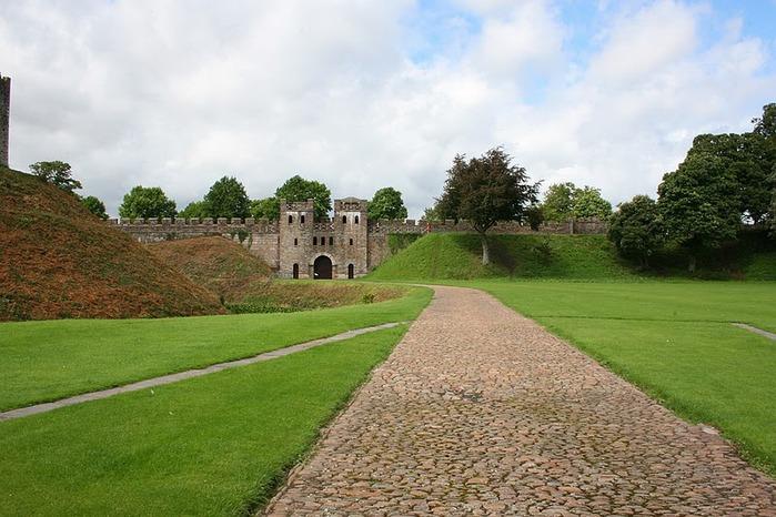 Замок Кардифф 57953