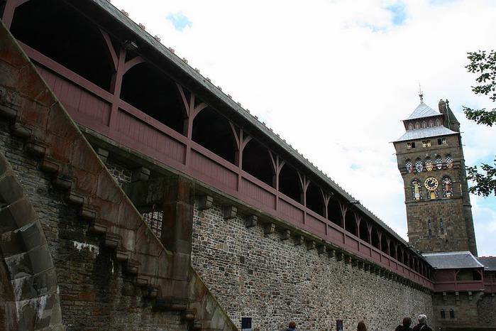 Замок Кардифф 35337