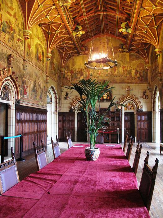 Замок Кардифф 30940