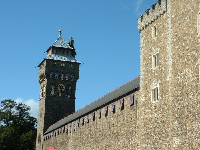Замок Кардифф 95489