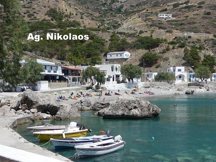 Остров Карпатос - высокие горы, традиционные поселки, пляжи на юге... 19636