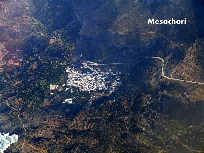 Остров Карпатос - высокие горы, традиционные поселки, пляжи на юге... 41101
