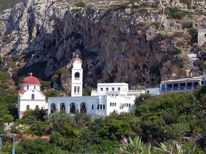 Остров Карпатос - высокие горы, традиционные поселки, пляжи на юге... 58330